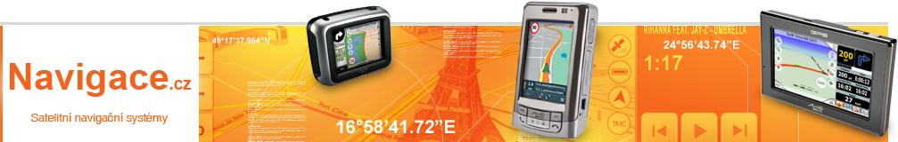 GPS navigace do auta - Mio, TomTom, Navigon, GoClever, Garmin, VDO, Navon